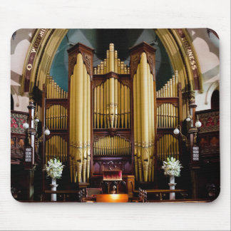 Pipe organ in Kent town, Adelaide, South Australia Mouse Pad