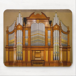 Pipe organ in South Australia Mouse Pad