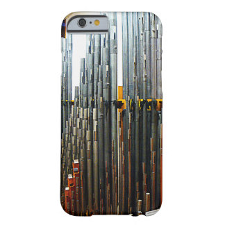 Pipe Organ Pipes Barely There iPhone 6 Case