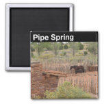Pipe Spring National Monument Refrigerator Magnet