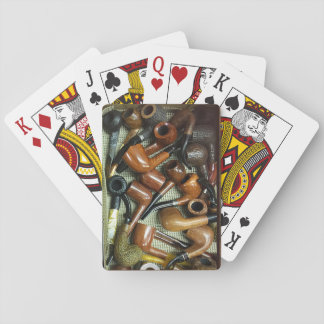Pipe Tray Playing Cards - Standard