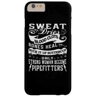 Pipefitter Woman Barely There iPhone 6 Plus Case