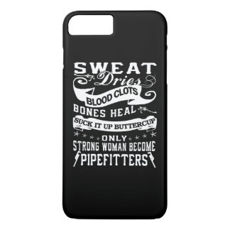 Pipefitter Woman iPhone 7 Plus Case