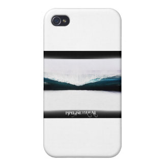 Pipeline Hawaii iPhone 4 Covers