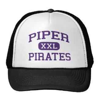 Piper - Pirates - High School - Kansas City Kansas Cap
