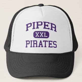 Piper - Pirates - High School - Kansas City Kansas Trucker Hat