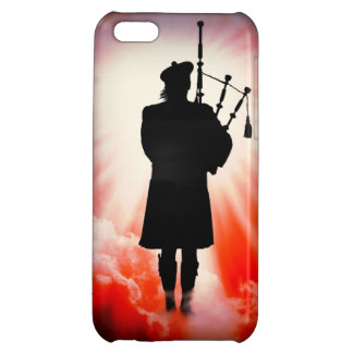 Pipers, sound the return of our Highland Savior iPhone 5C Case