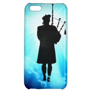 Pipers, sound the return of our Highland Savior iPhone 5C Cases