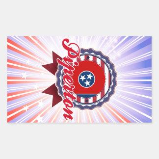 Piperton, TN Rectangular Sticker
