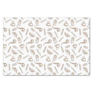 Pipes & Cigars Tissue Paper
