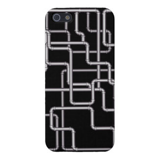Pipes iPhone 5/5S Cover