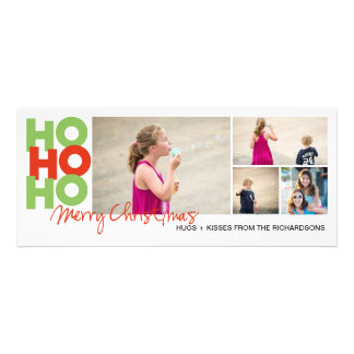 PiPo Press Ho Ho Ho x4 Invite