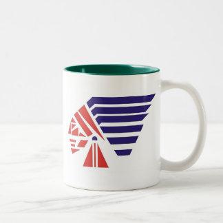 Piqua Youth Football Indians Spirit Wear Mug