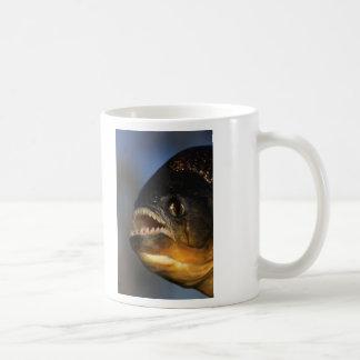 Piranha Close-Up Mugs