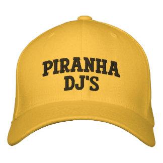 Piranha DJ's (DJ Cook Cap) Embroidered Hat