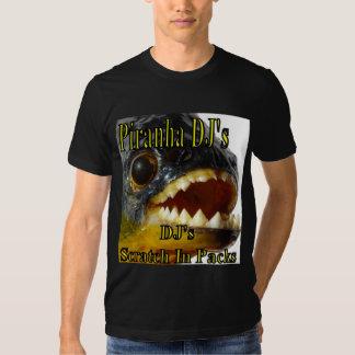 Piranha DJ's (DJ Cook) Shirt