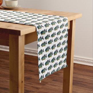 Piranha Frenzy Table Runner (choose colour)