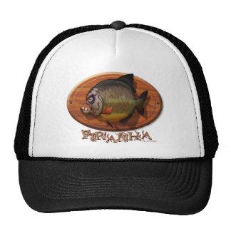 Piranha Mount Mesh Hats