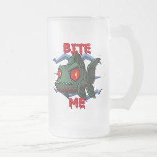 Piranha Pun Mug