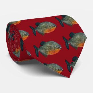 Piranha Tie