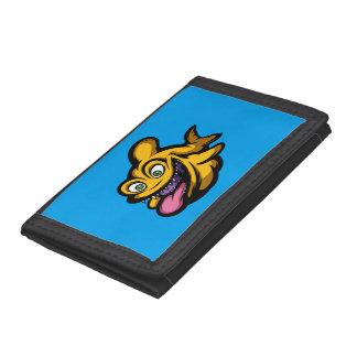 Piranha Tri-fold Wallet