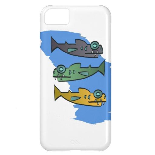 Piranhas iPhone 5C Cases