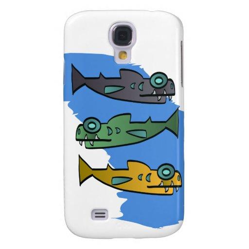 Piranhas HTC Vivid / Raider 4G Case