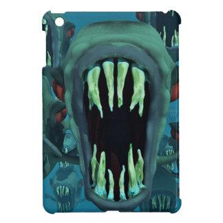 Piranhas Fish Custom Personalize Anniversaries Cover For The iPad Mini