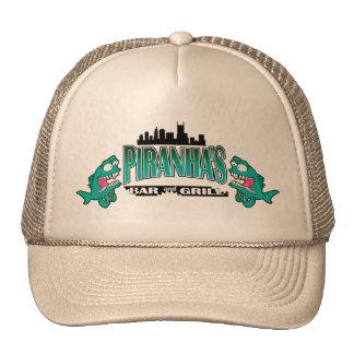 Piranha's Khaki Hat