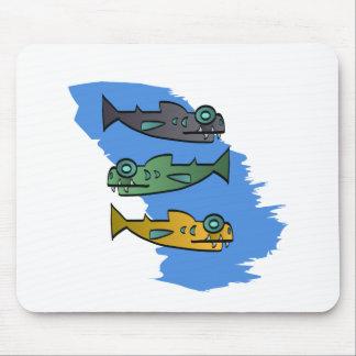Piranhas Mousepads