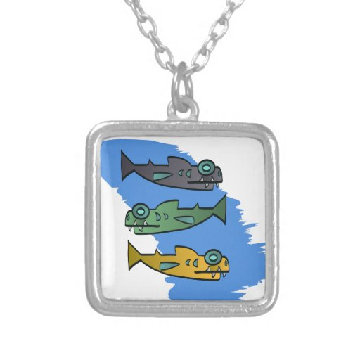 Piranhas Jewelry
