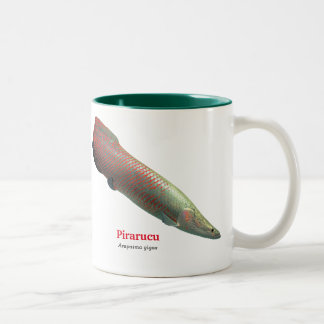 Pirarucu Two-Tone Mug