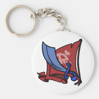 Pirate101 Buccaneer Keychain