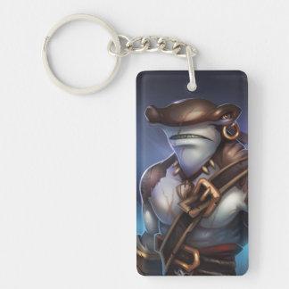 Pirate101 Mordecai Acrylic Keychains