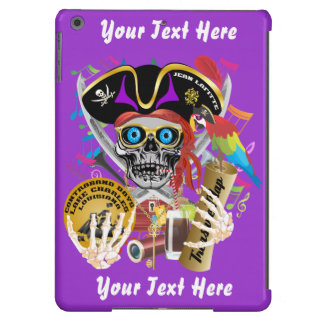 Pirate 2 iPad Air CMate Plus View About Design Case For iPad Air
