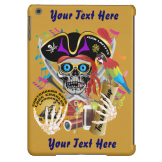 Pirate 2 iPad Air CMate Plus View About Design iPad Air Cover