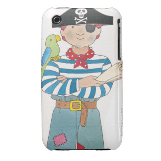 Pirate 2 iPhone 3 Case-Mate case