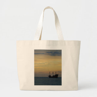 Pirate 2 canvas bags