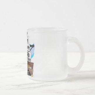 Pirate 6th Birthday t-shirts and Gifts Coffee Mug
