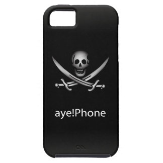 Pirate aye!Phone iPhone 5 Cases