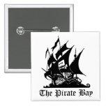 Pirate Bay, Internet Piracy Button
