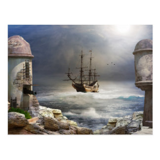 Pirate Bay Postcard