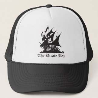 Pirate Bay Trucker Hat