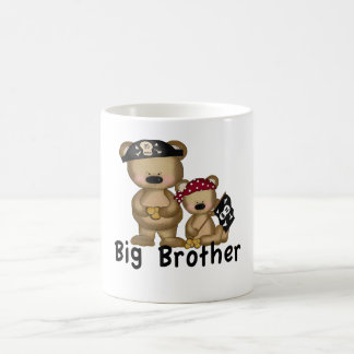 Pirate Big Brother Coffee Mug