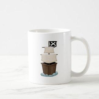 Pirate Birthday Party Coffee Mug