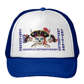 Pirate Booty IMPORTANT Read About Design Trucker Hat