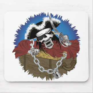 Pirate Booty Mouse Mats