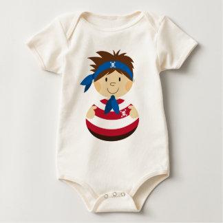 Pirate Boy Babies Creeper