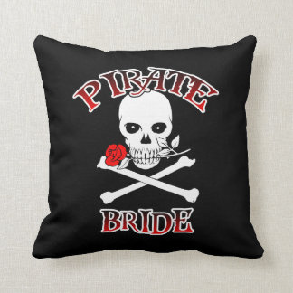 Pirate Bride Pillow