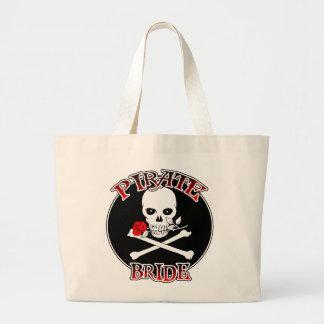 Pirate Bride Bags